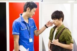 『「どうしても触れたくない」を米原幸佑×谷口賢志で映画化、ポスト「タクミくん」なるか』