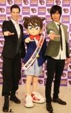 『福士蒼汰が劇場版『名探偵コナン』で声優初挑戦、得意の英語でのセリフも!』