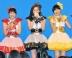 『ミニスカ衣装の北川景子、ももクロと結成した「きもクロ」でノリノリダンス披露』