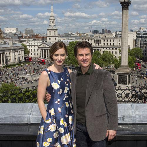 『トム・クルーズが新作プレミアで1日にロンドン、パリ、ニューヨークの3都市を制覇!』