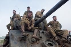 『ブラッド・ピット主演、感動の戦争映画大作『フューリー』が11月に日本公開!』