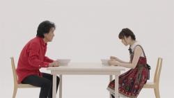 『ファンへの塩対応が話題の島崎遥香が新CMで役所広司にも塩対応!?』