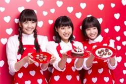 『土屋太鳳、松井愛莉、広瀬すずの3人がバレンタインの思い出語る』