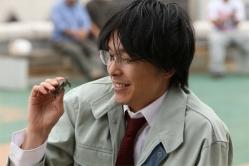 『園子温監督最新作に主演の長谷川博己「新たな一面を引き出してもらった」』