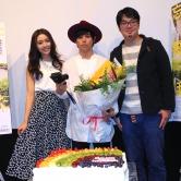『村上虹郎、8ミリカメラの誕生日プレゼントに「半端なく嬉しい」』