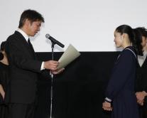 『藤野涼子、主演作『ソロモンの偽証』の卒業証書に感極まり涙!』