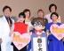 『赤と青の衣装で登場の榮倉奈々&知英、コナン愛を爆発させる!』