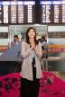 『天海祐希が初の台湾訪問。空港ではファン500名が熱烈歓迎!』