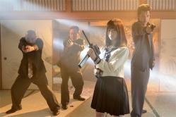 『橋本環奈、ロングヘアを30cmカット! 『セーラー服と機関銃 ー卒業ー』ポスター解禁』