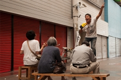 『ファンキー加藤、初主演映画がクランクアップ! 苦労と充実感語る』