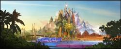『ディズニーアニメ最新作は動物たちがハイテク文明社会で暮らす世界が舞台』