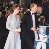 『『007』のロンドンプレミアにウィリアム王子とキャサリン妃も登場!』