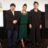 『主演の田畑智子が母親役の役作り明かす/『鉄の子』舞台挨拶』