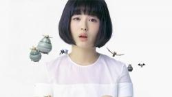 『実写版『あの花』めんま役で注目の15歳・浜辺美波がCMで歌声披露!』