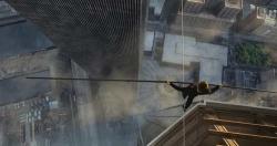 『前編/『スター・ウォーズ』の牙城を崩せるか! 高さ411mの綱渡りを描く圧巻映像に注目』