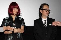『リリー・フランキーと橋本愛らがロッテルダム映画祭で舞台挨拶』