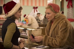 『前編/50年代のポピュラー音楽が引き立てる、女性同志の美しすぎる恋愛『キャロル』』
