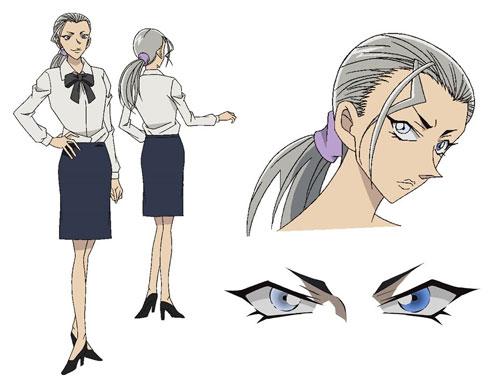 『天海祐希が『名探偵コナン』にゲスト声優。黒ずくめの組織の謎の女性役』