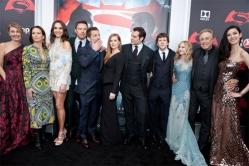 『2大ヒーロー演じたベン・アフレックとヘンリー・カビルが登場!『バットマン vs スーパーマン』のN.Y.プレミア』