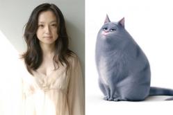 『永作博美が映画『ペット』でアニメ声優に初挑戦!姉御肌な猫役を演じる』