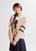 『モデルで女優の岡崎紗絵が『ReLIFE』出演!メガネ、三つ編みの女子高生役』