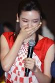 『永野芽郁、初主演映画の完成披露試写会で感涙!「幸せです」』