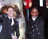 『トムヒ、サミュエルらに1200人が熱狂!『キングコング』ジャパンプレミア』