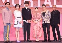 『木村拓哉、主演映画『無限の住人』カンヌ上映に「ダブルで嬉しい」』