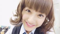 『平祐奈の満面の笑顔にファン ノックアウト!』