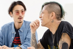 『二足のわらじのクリエイター、窪塚洋介と降谷建志による遅すぎる青春映画』