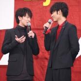 『綾野剛、佐藤健を追い込み「いい顔するんですよ」』