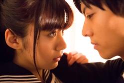 『池田エライザに中尾暢樹がキス、ドン、ハグ! 胸キュンシーン満載の『一礼して、キス』予告解禁』