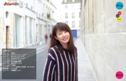 『平井理央が第1子女児出産「感謝の気持ちでいっぱいです」』
