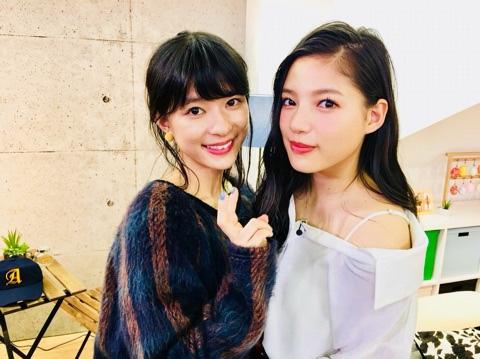 『芳根京子、石井杏奈との美女2ショット写真公開にファン反響!』