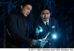 『小澤征悦、出演のみならず自分でアフレコも!『クリミナル・マインド 国際捜査班』撮影裏話』
