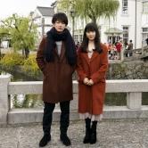 『佐藤健と土屋太鳳、モデルとなった中原夫妻からのサプライズに感謝と大粒の涙』