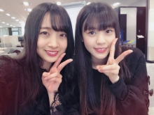 『スパガ渡邉幸愛と阿部菜々実の2ショット動画にファン反響!』