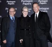 『メリル・ストリープ、トム・ハンクスらが登場!『ペンタゴン・ペーパーズ』パリプレミア』