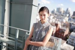 『岡本莉音がSeventeen専属モデルに!「嬉しい気持ちでいっぱい」』