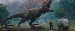 『シリーズ最多の恐竜が大暴れ!『ジュラシック・ワールド』続編最新予告!』