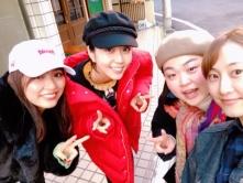 『松井玲奈が公開した木南晴夏、内田理央らとの4ショット写真をファン称賛!』