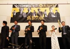 『役所広司、松坂桃李を「格好良く、共演者として頼もしい」と絶賛!』