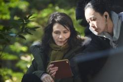 『フランスの名女優ジュリエット・ビノシュ、主演作PRで来日決定!』