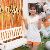 『AAA宇野実彩子、背番号335(みさこ)をつけ初始球式!』