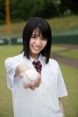 『現役高校生モデルの青島妃菜、高校野球の夏の女神に抜てき』