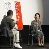『香川京子、名作『東京物語』や原節子、小津安二郎監督について語る』