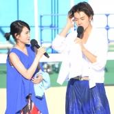 『佐野勇斗、葵わかならにドッキリを仕掛けられずぶ濡れに!』