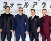 『トム・クルーズ、炎天下の東京でファンサービスたっぷり1時間超』