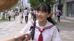 『大人びた芦田愛菜、本当は何歳? 新CMでリポーターが直撃』