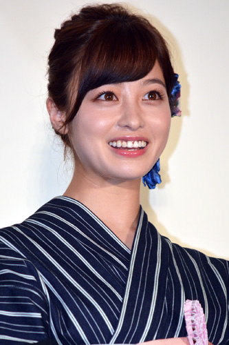 『前田敦子と結婚したばかりの勝地涼『銀魂2』舞台挨拶で指輪披露!』